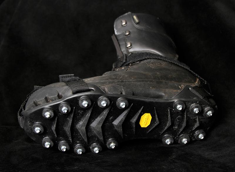 Vibram Icer's isbrodder på sko